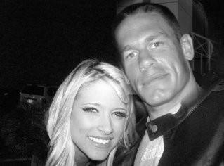John Cena And Kelly Ke...